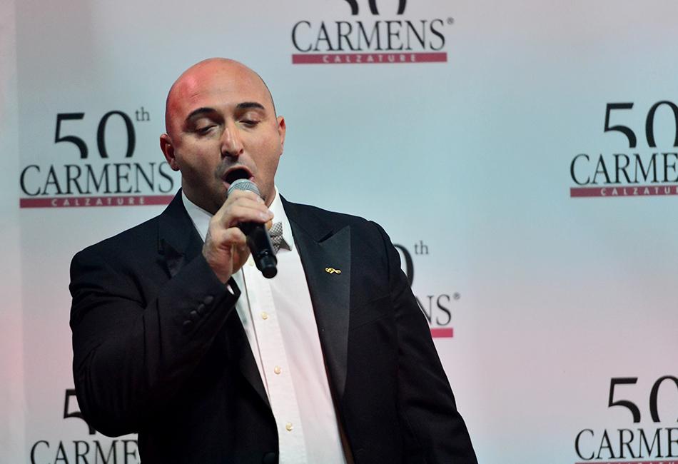 Enrich al 50° Anniversario di Carmens