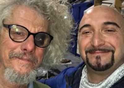 Enrich Zuin e Paolo Migone